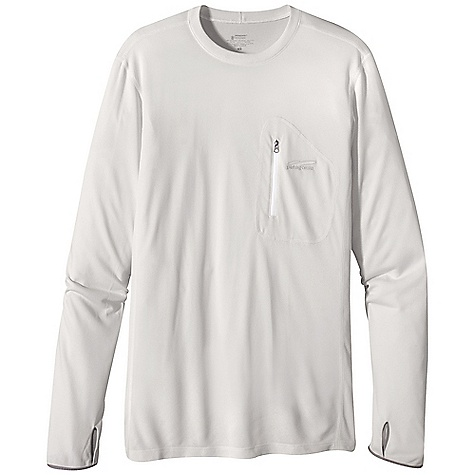 photo: Patagonia Tropic Comfort Crew long sleeve performance top