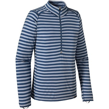 photo: Patagonia Men's Merino 2 Lightweight Zip-Neck base layer top