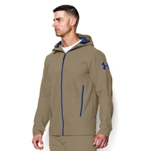 Under Armour Combine Training Helix Storm Shell Jacket