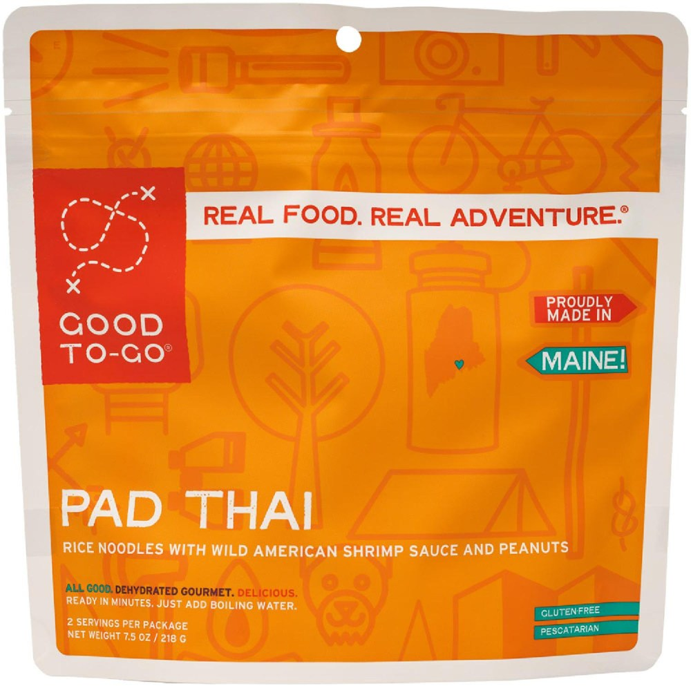 photo: Good To-Go Pad Thai entrée