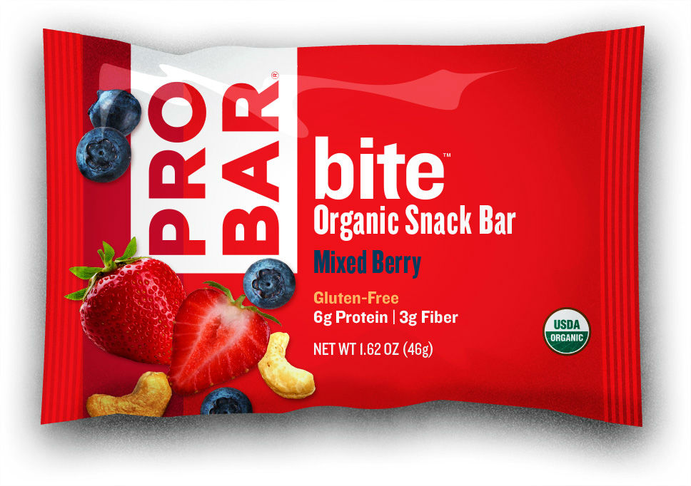 photo: ProBar Mixed Berry Bite Bar nutrition bar
