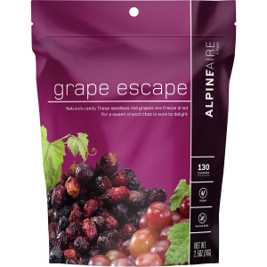 photo: AlpineAire Foods Grape Escape snack/side dish