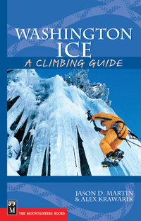 photo: The Mountaineers Books Washington Ice - A Climbing Guide us pacific states guidebook