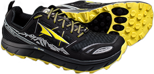 photo: Altra Lone Peak 3.0 trail running shoe