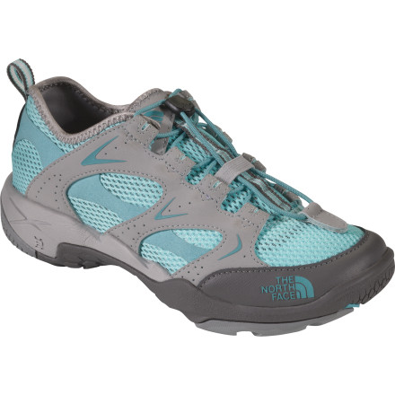 photo: The North Face Women's Hedgefrog Pro Shoe trail running shoe