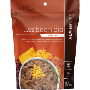 AlpineAire Foods Spicy Cheddar Bean Dip