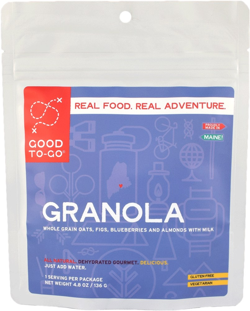 photo: Good To-Go Granola breakfast