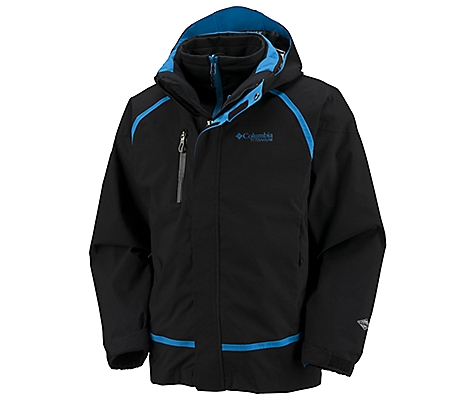 Columbia Bugaboo Tech Parka