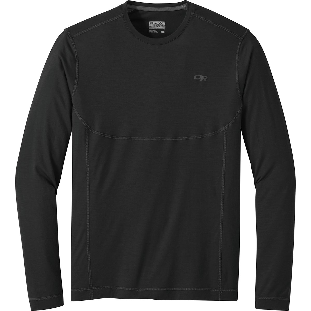 photo: Outdoor Research Alpine Onset Crew base layer top