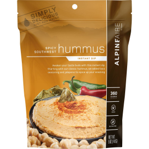 AlpineAire Foods Spicy Southwest Hummus
