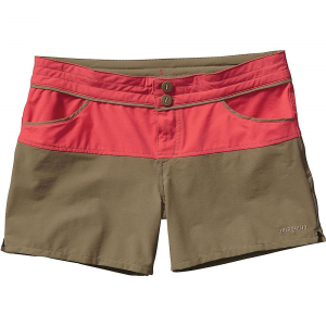 photo: Patagonia Colorblock Stretch Wavefarer Shorts active short