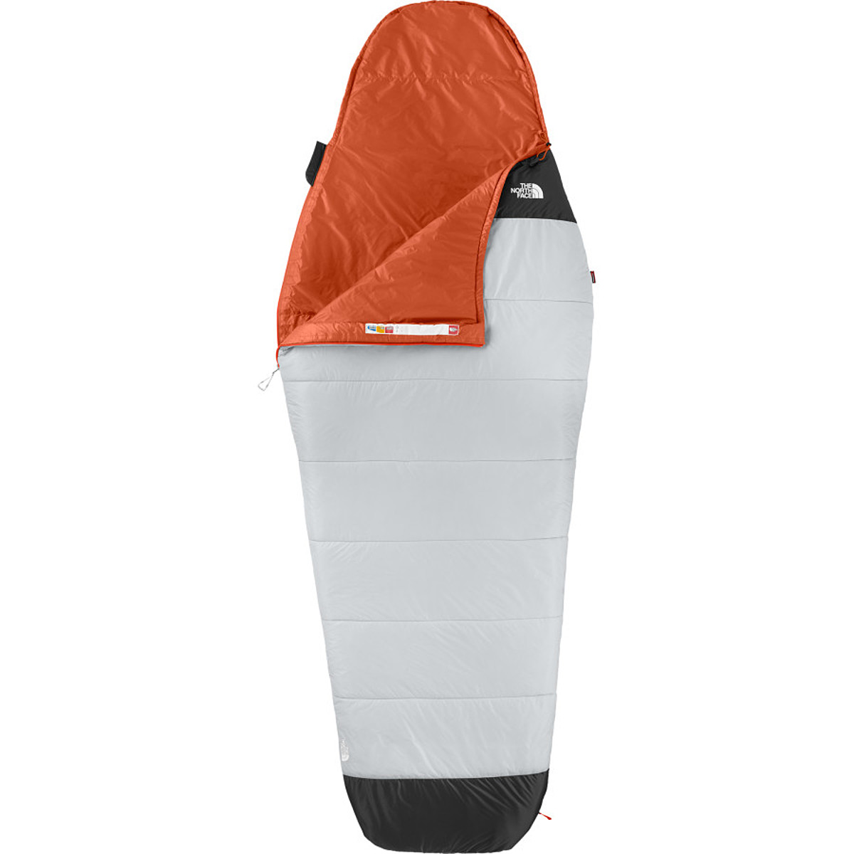 photo: The North Face Mercurial 1S warm weather synthetic sleeping bag