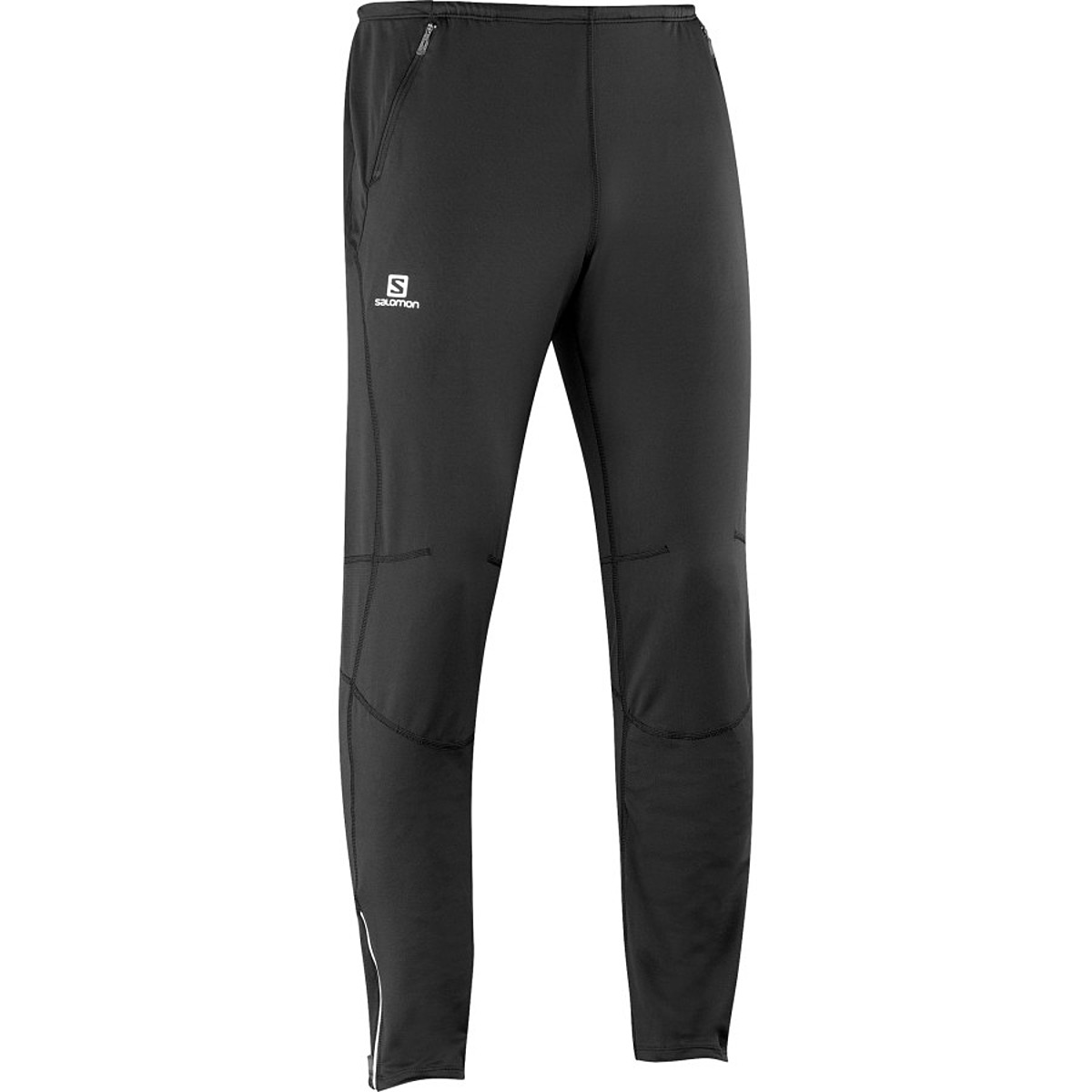 photo: Salomon Trail Runner Warm Pant performance pant/tight