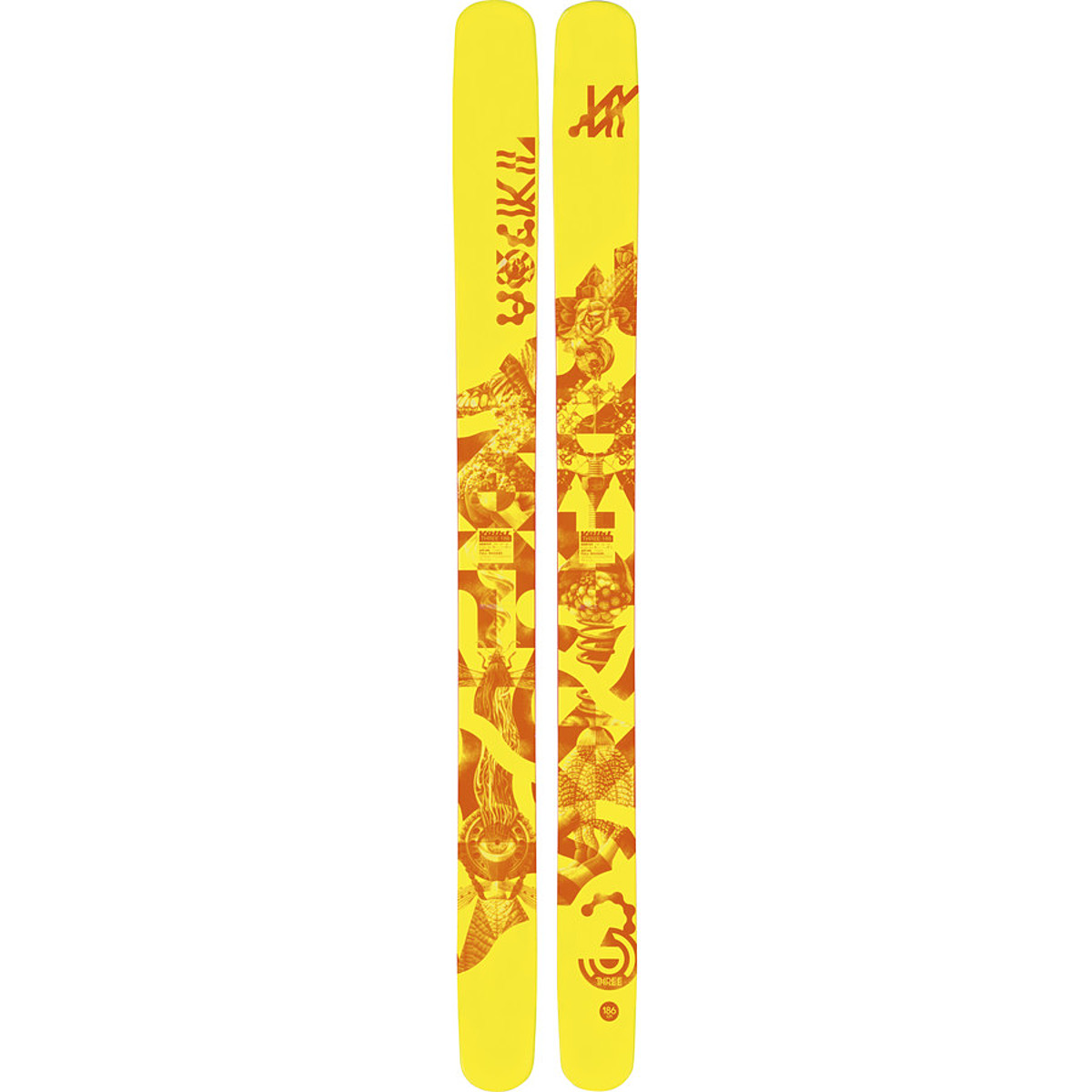 Volkl Three Ski