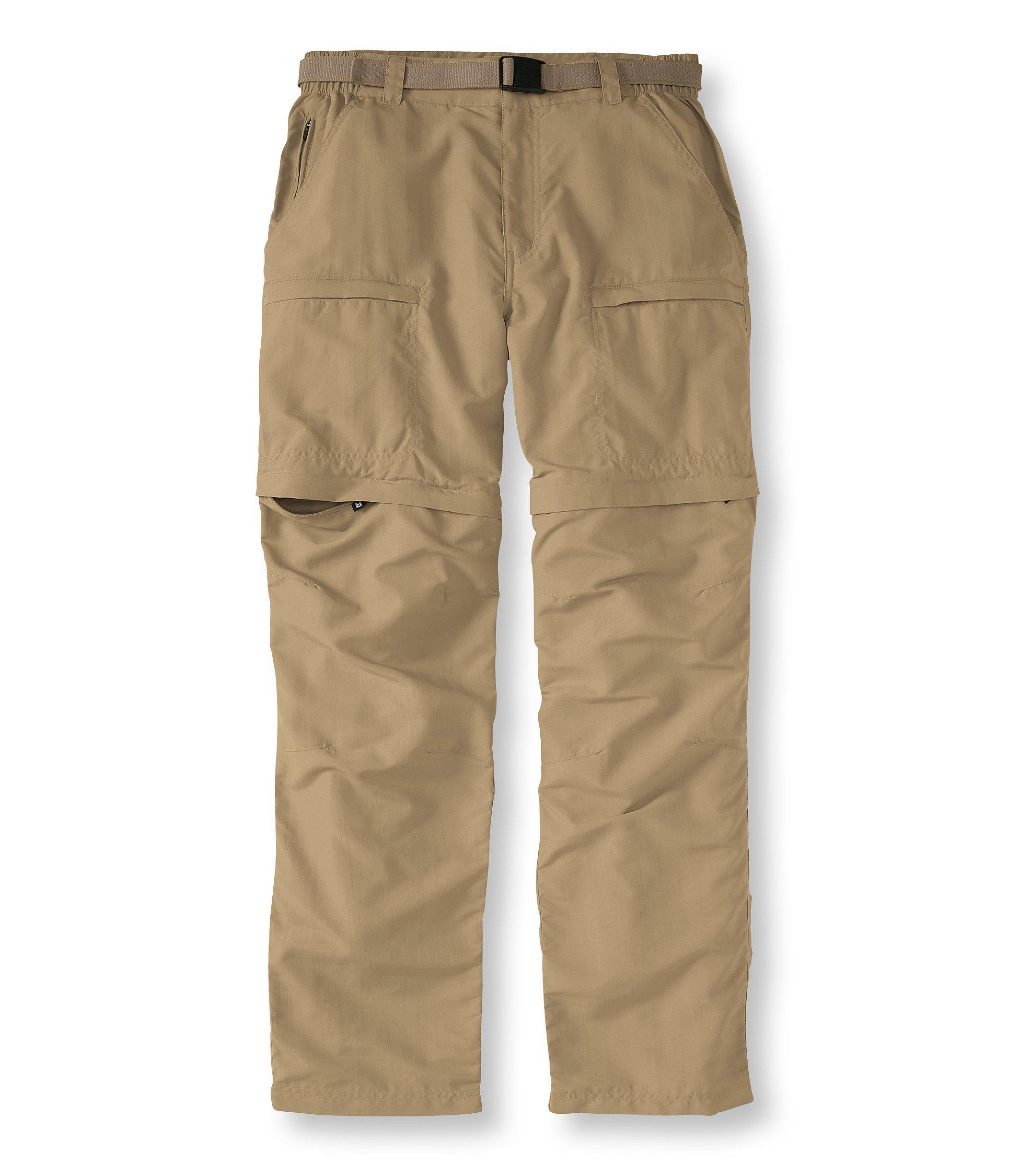 photo: L.L.Bean Women's No Fly Zone Zip-Leg Pants hiking pant