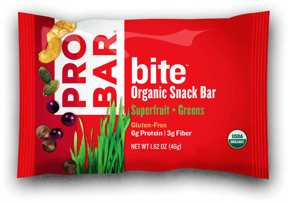 photo: ProBar Superfruit & Greens Bite Bar nutrition bar