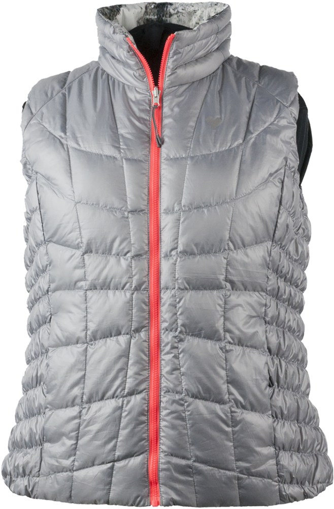 photo: Obermeyer Soleil Reversible Down Vest down insulated vest