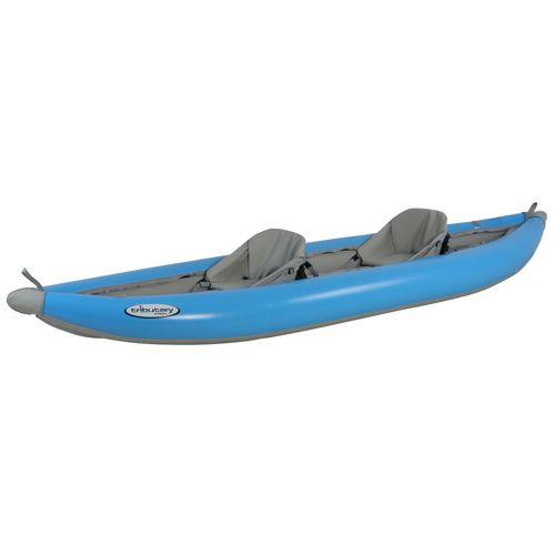 photo: Tributary Strike 2 Tandem inflatable kayak