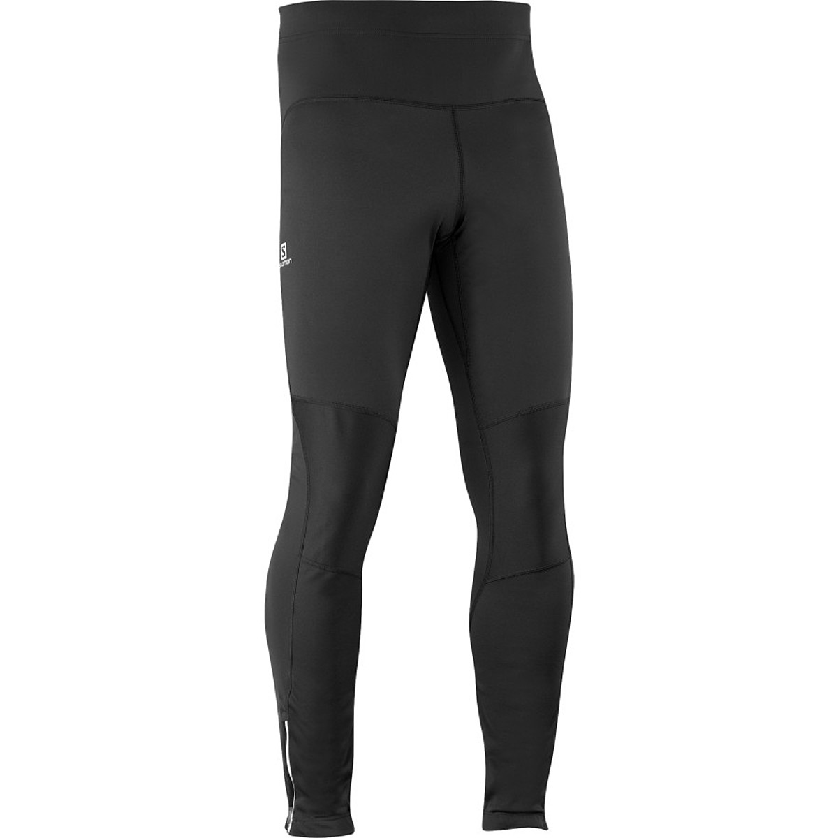 photo: Salomon Men's Windstopper Trail Tight soft shell pant