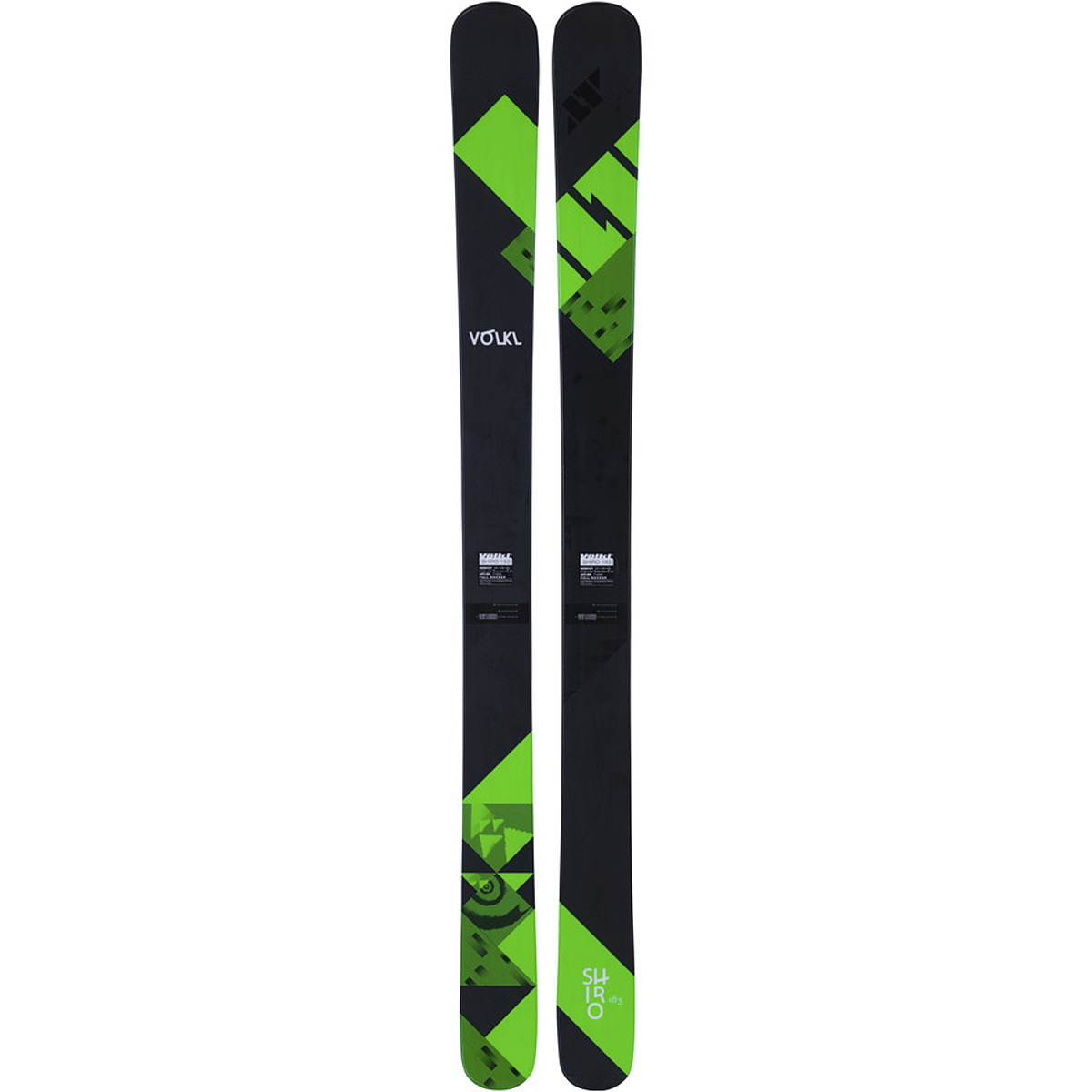 photo: Volkl Shiro alpine touring/telemark ski