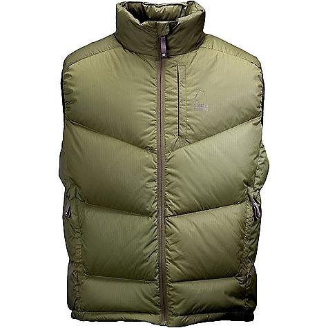 photo: Sierra Designs Corona Vest down insulated vest