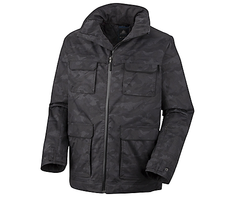 photo: Columbia Dual Commuter Jacket waterproof jacket