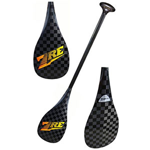photo: ZRE Power Surge FW-Z Light canoe paddle