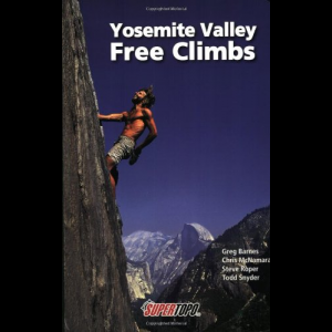 photo: SuperTopo Yosemite Valley Free Climbs us pacific states guidebook