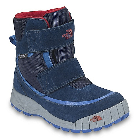 photo: The North Face Boys' Snowcinder winter boot