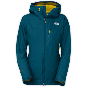 photo: The North Face Women's Makalu Insulated Jacket synthetic insulated jacket