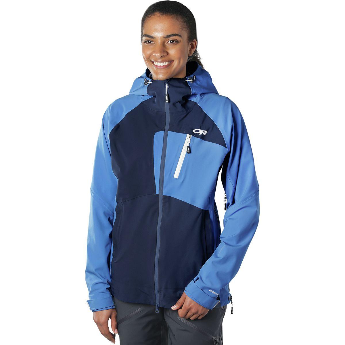 photo: Outdoor Research Women's Skyward II Jacket snowsport jacket