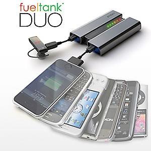Callpod Fueltank Duo