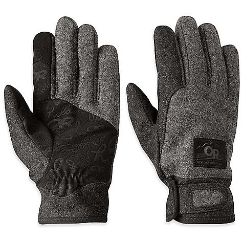 photo: Outdoor Research All Purpose Gloves glove/mitten