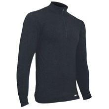 photo: Polarmax 4-Way Stretch Zip Mock T base layer top