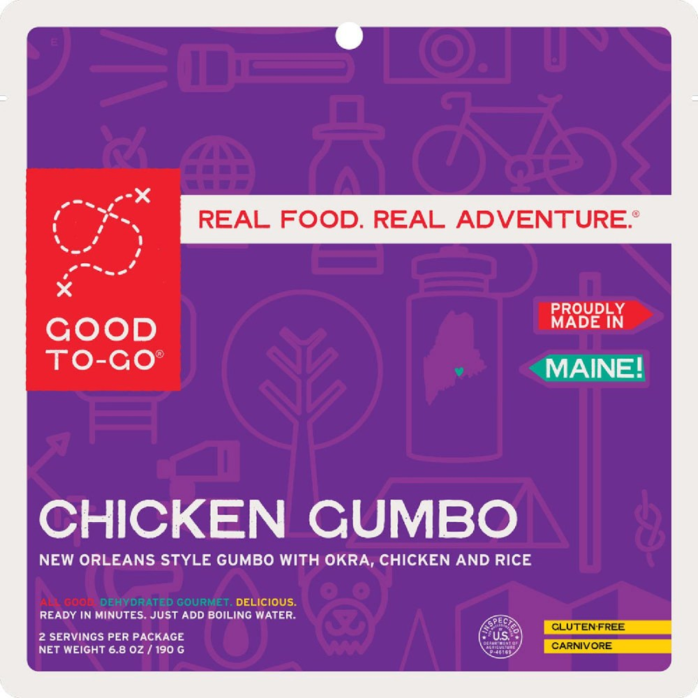 Good To-Go Chicken Gumbo