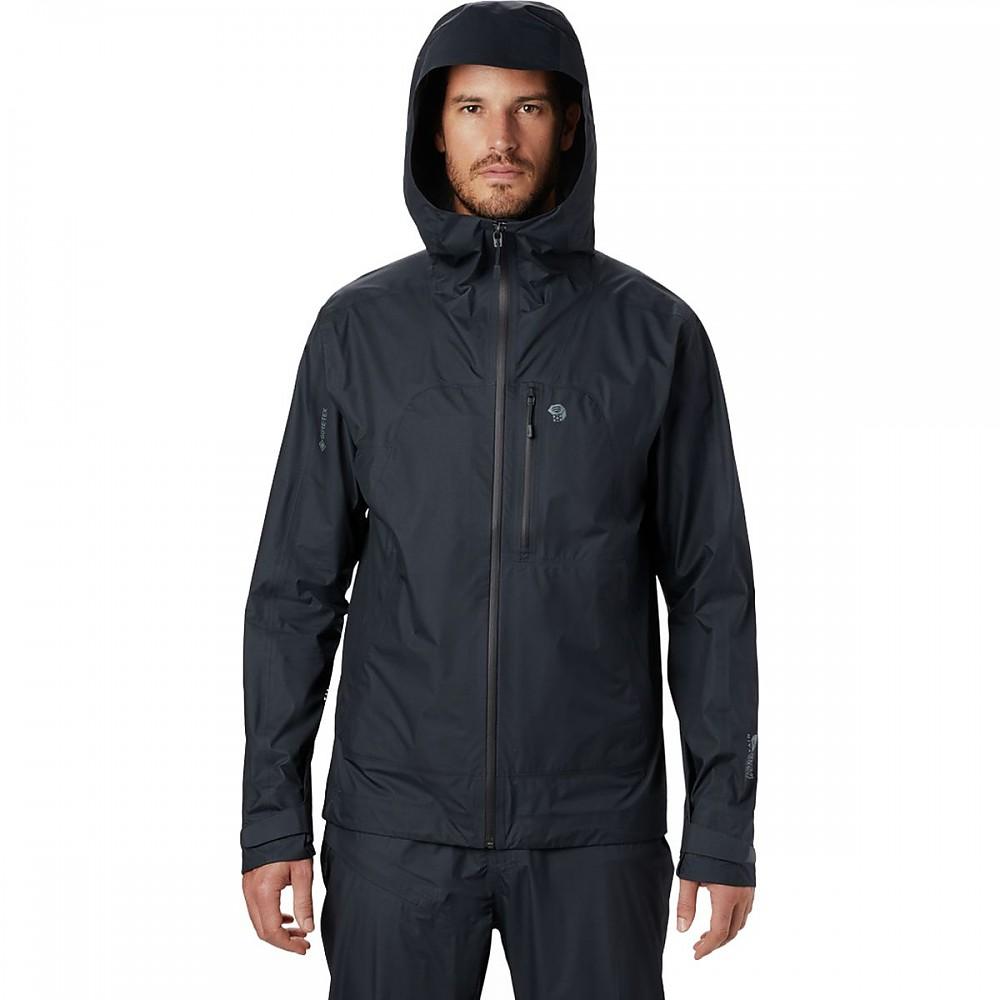 photo: Mountain Hardwear Exposure/2 Gore-Tex Paclite Plus Jacket waterproof jacket
