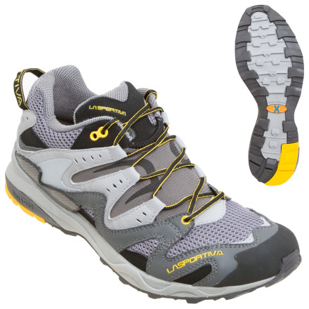 photo: La Sportiva Fireblade trail running shoe