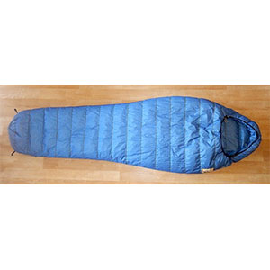 photo: Marmot Mountain Works 15° 3-season down sleeping bag