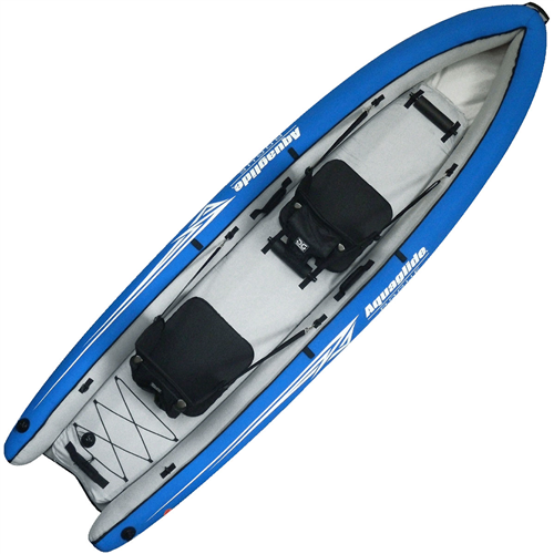 photo: Aquaglide Rogue XP Two inflatable kayak