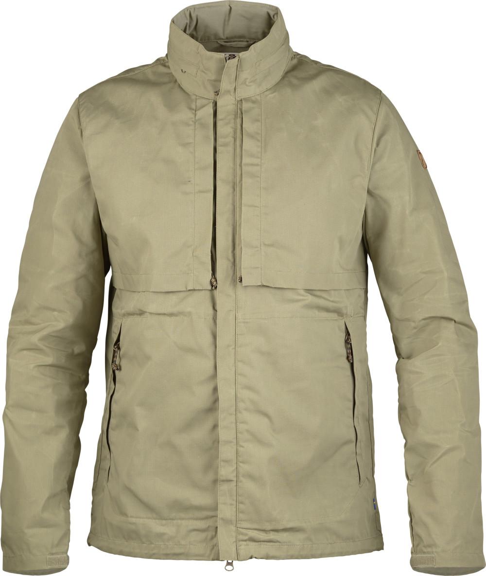 photo: Fjallraven Travellers Jacket soft shell jacket