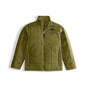 photo: The North Face Boys' Harway Jacket synthetic insulated jacket