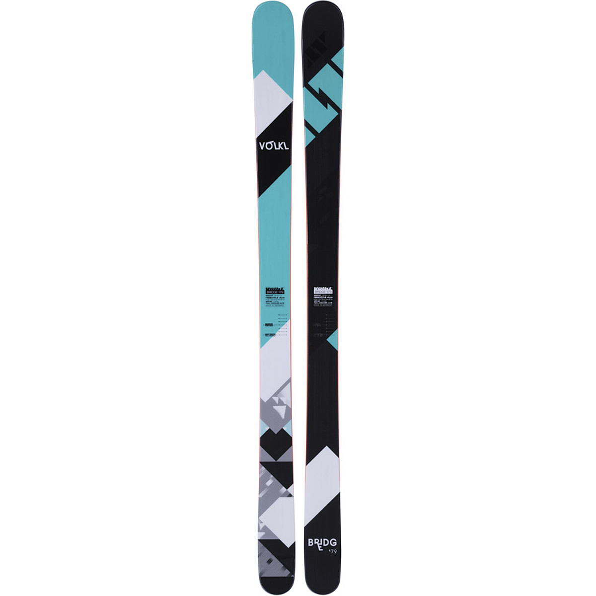 photo: Volkl Bridge alpine touring/telemark ski