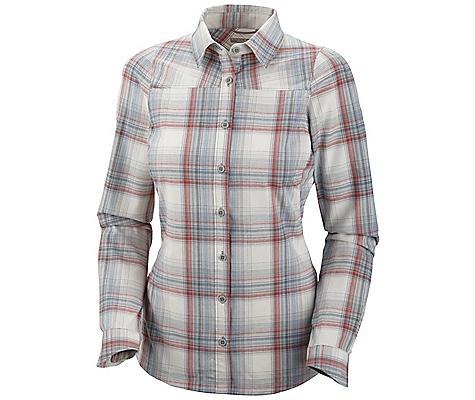 Columbia Saturday Trail Plaid Long Sleeve Shirt