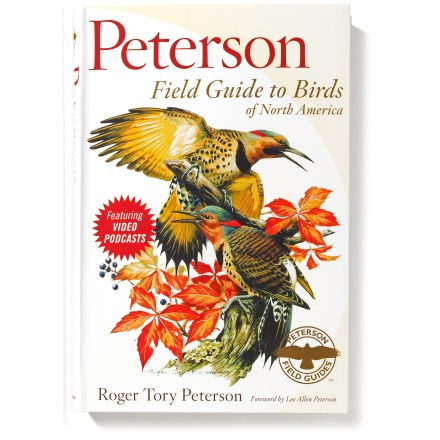 photo of a Peterson plant/animal identification guide