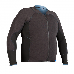 photo: NRS Grizzly HydroSkin 1.5 Jacket long sleeve paddle jacket
