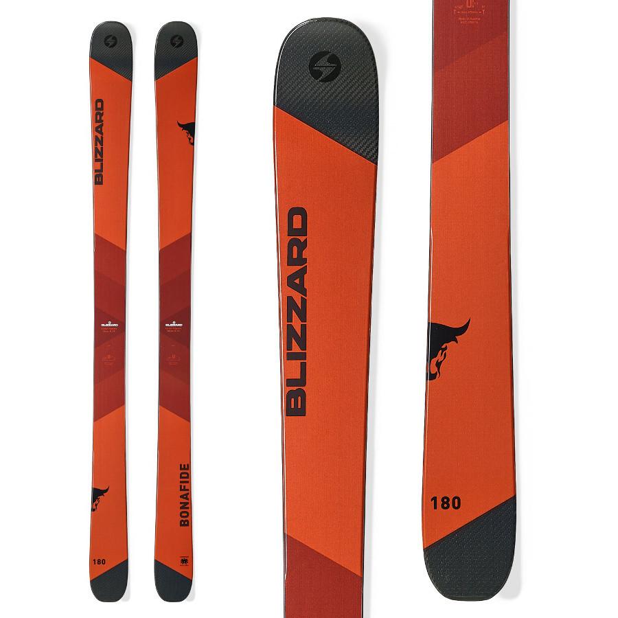 photo: Blizzard Bonafide alpine touring/telemark ski