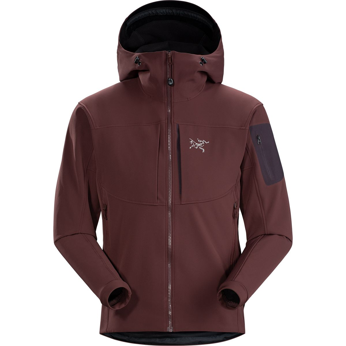 photo: Arc'teryx Gamma MX Hoody soft shell jacket