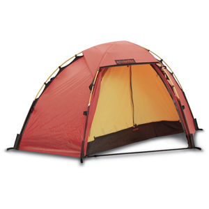 photo: Hilleberg Soulo four-season tent