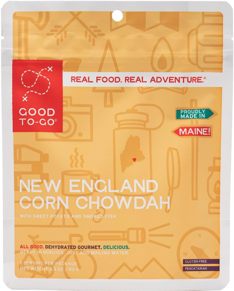photo: Good To-Go New England Corn Chowdah soup