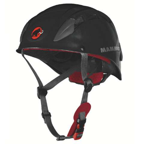 photo: Mammut Skywalker climbing helmet